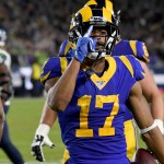 Rams Wide Receiver Robert Woods Signs Contract Extension