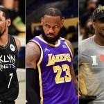 League Alerts' Top 5 NBA Power Rankings