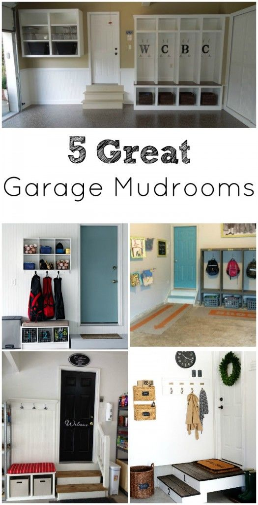 5 great mud rooms