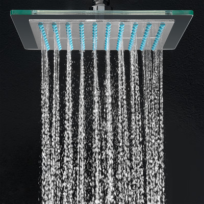 cheap shower rain head