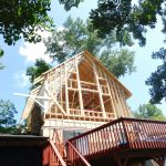 Addition   Roof Trusses Part 2