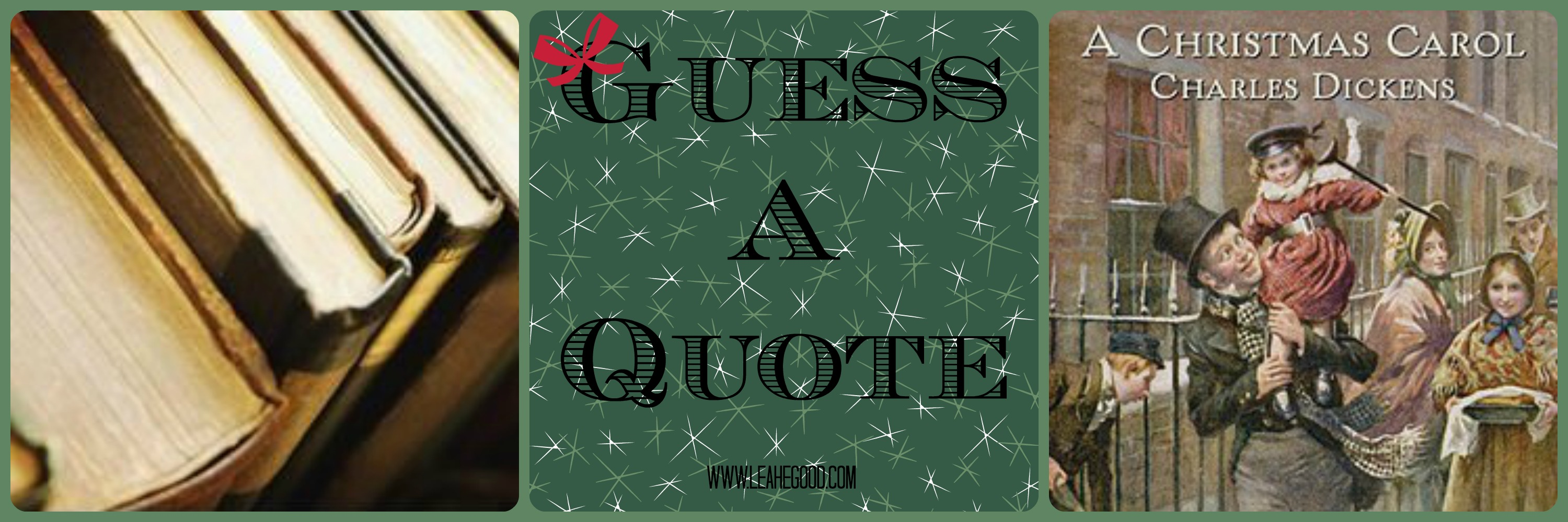 Guess A Quote 12 16 14