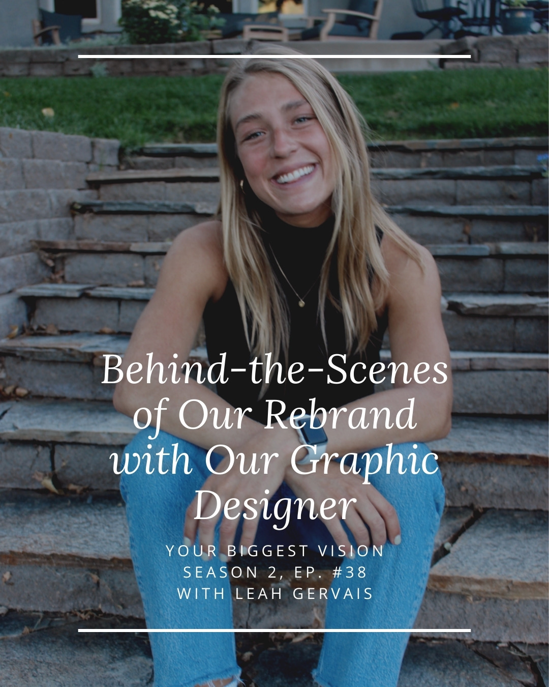 Our graphic designer, Hailee Pritchard, is joining us today to share a behind the scenes look at what it took to rebrand.