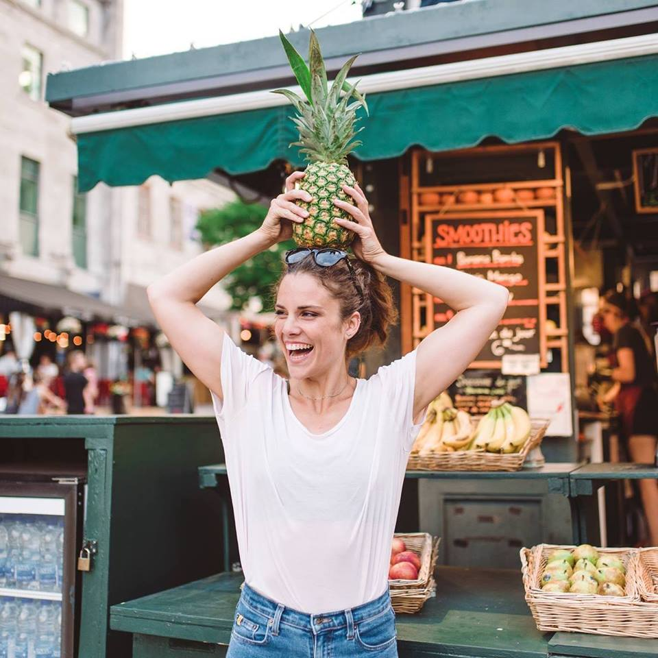 Ines Schuber, Founder of Fit on Veggies