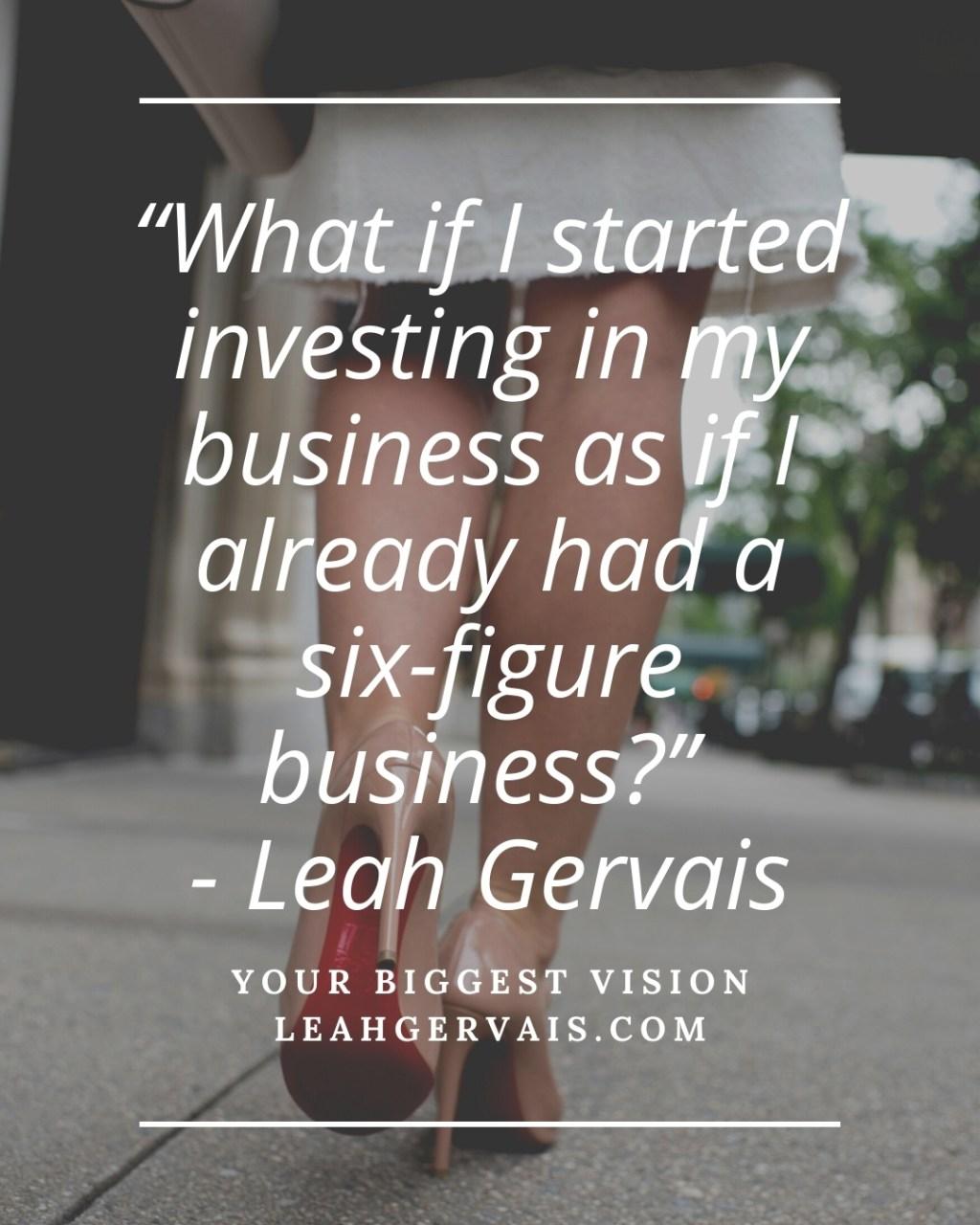 Leah Gervais 2021 Mastermind