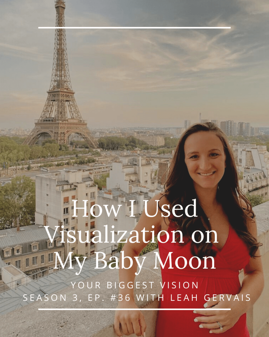 Sharing how the power of visualization has impacted my life and why visualization is one of my favorite mindset tools to date.