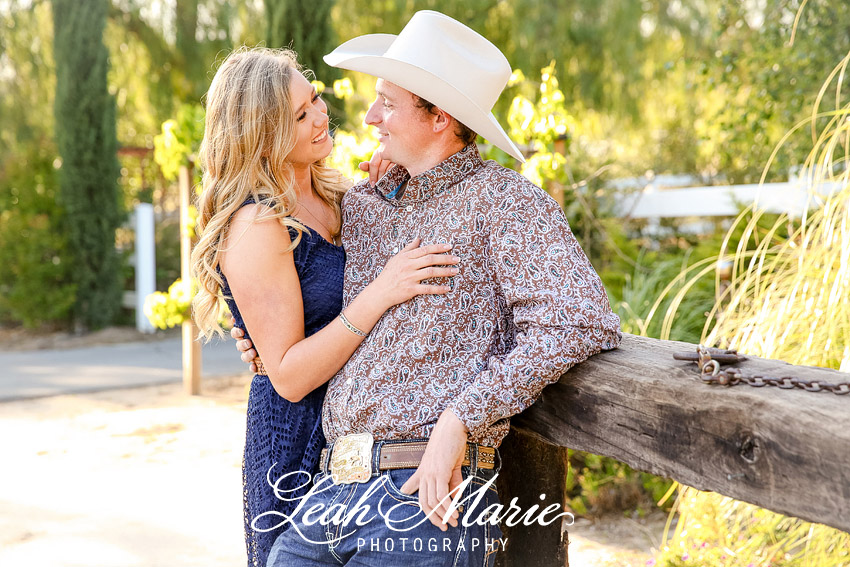 Two Sisters Farms engagement photos - Temecula farm engagement