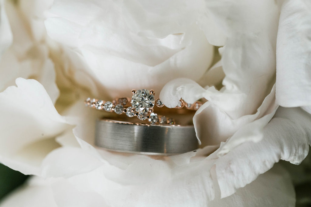 Wedding Details, Rings