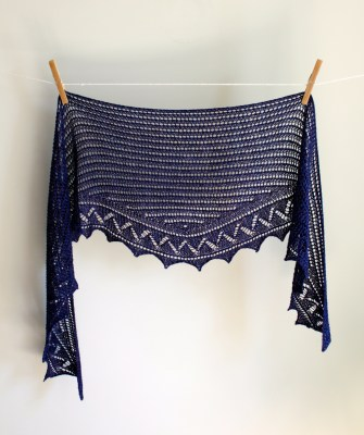 Summer Lace Shawl full
