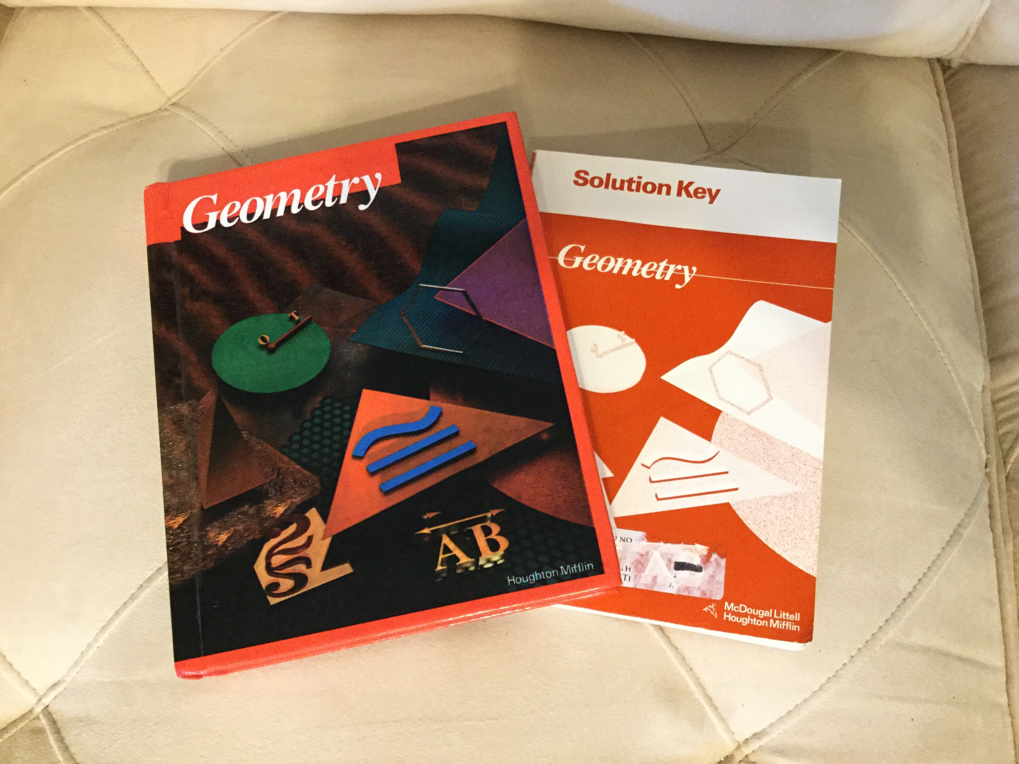 Houghton Mifflin Geometry Amp Solutions Key 65 Leah