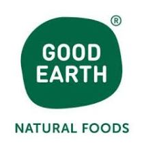I am proudly sponsored by Good Earth