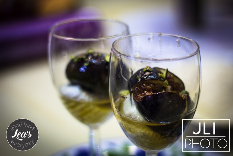 Fresh Maltese Gbejna and Figs goodfoodeveryday
