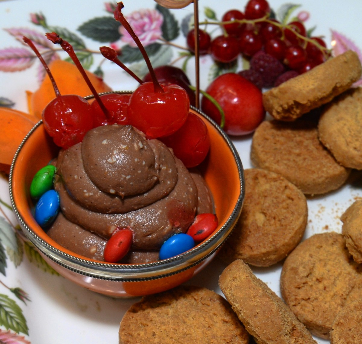 raw brownie batter goodfoodeveryday