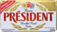 President Butter is available via Rimus Group