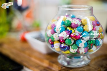 Mini Easter Eggs by Fiona's Candy Cart