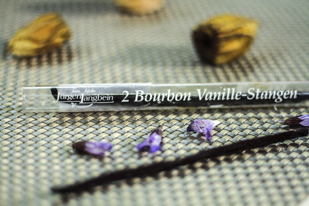 Vanilla pods by Dical House