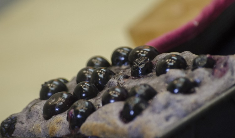 Blueberry and Aronia Cake goodfoodeveryday