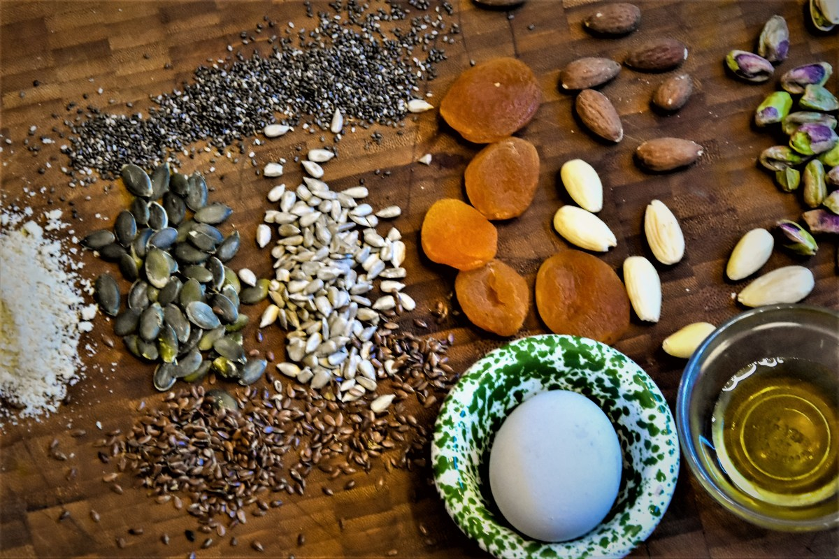 apricot pistachio seed nut bread ingredients 2.jpg