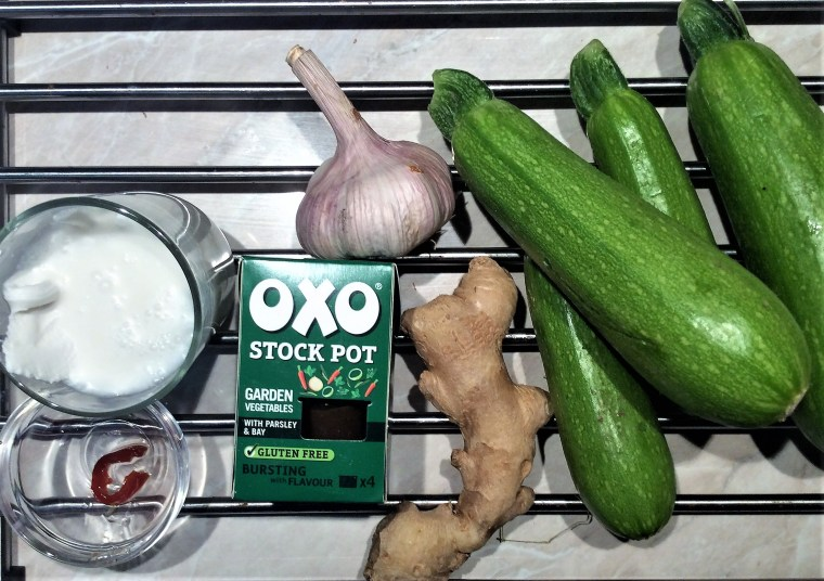 Ingredients for courgette ginger soup.jpg