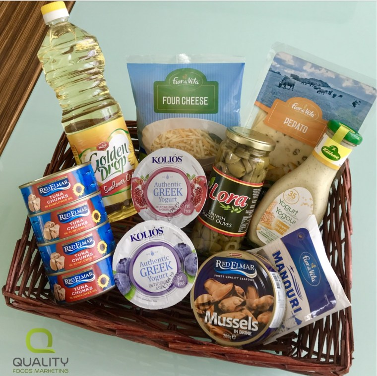 hamper march