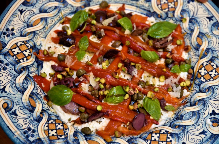 Red Pepper and Ricotta Salad .jpg