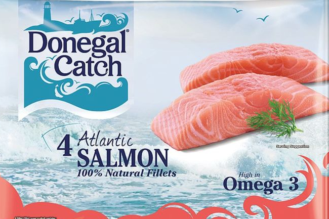 donegal catch salmon