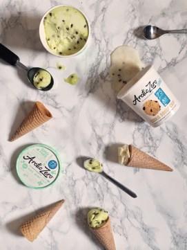 Arctic Zero   ice cream styling