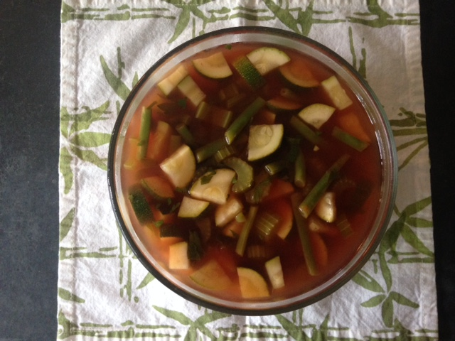 Fun Foodie Friday–A Soup for Summer