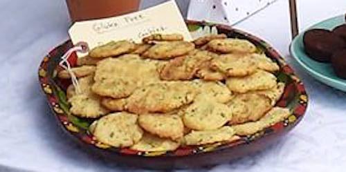 Rosemary Refrigerator Cookies