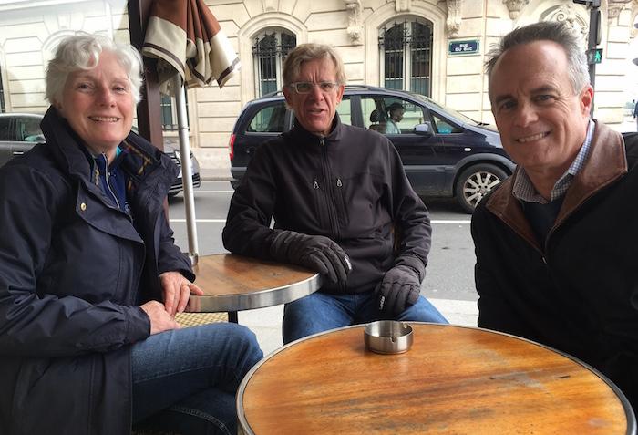 Paris Coffee Break