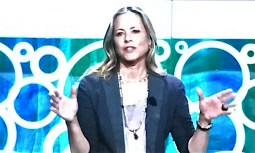 Maria Bello BlogHer 2017