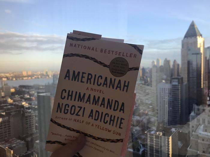 Chimamanda Ngozi Adichie book, Americanah