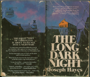 Book Cover The Long Dark Night by Joseph Hayes