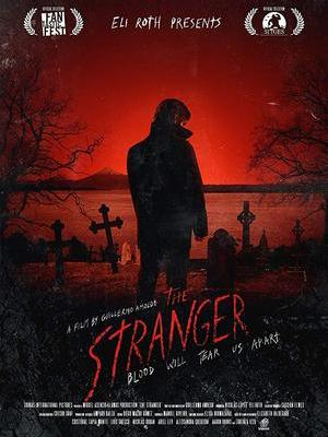 movie poster The Stranger 2014