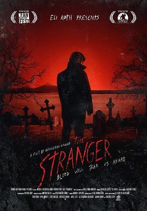 movie poster The Stranger 2014