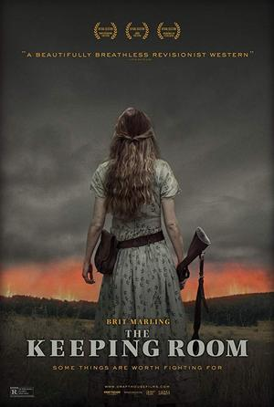 movie poster The Keeping Room 2014