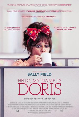 image movie poster hello my name is doris 2015