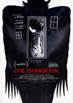 movie poster The Babadook (2014)