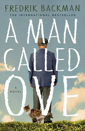 book cover a man called ove