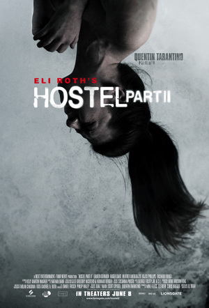 movie poster Hostel Part II 2007