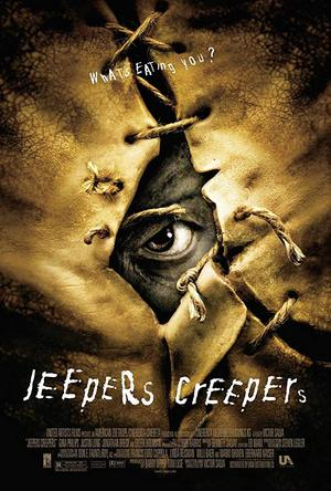 movie poster Jeepers Creepers 2001