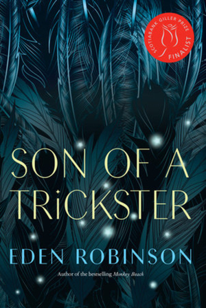 book cover son of a trickster by eden robinson