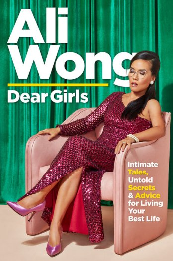 book cover Dear Girls by Ali Wong