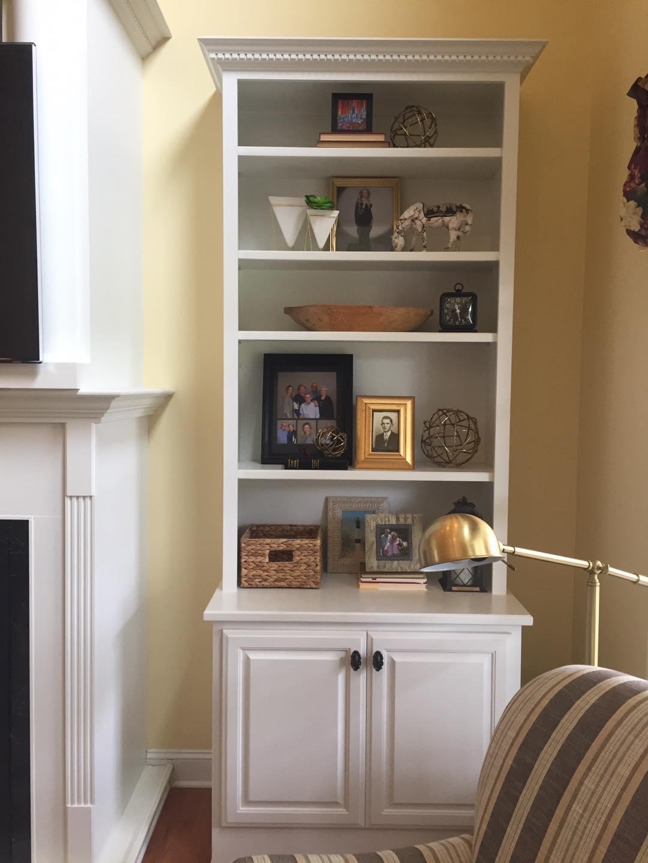 family room updates