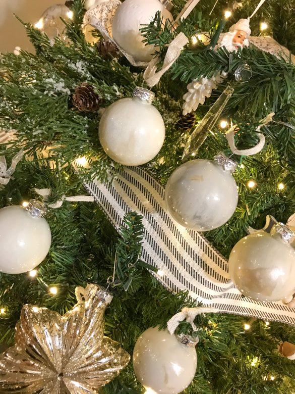 diy marble ornament