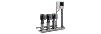 Optimising pressure with intelligent pumps