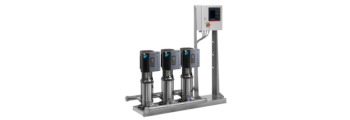 Optimising pressure with intelligent pumps