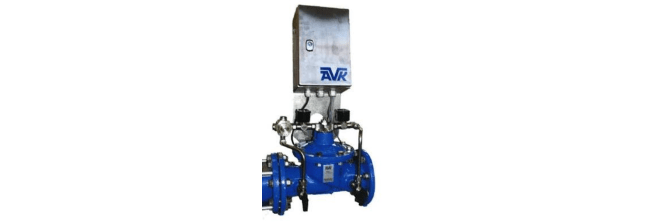 Optimising pressure with intelligent valves