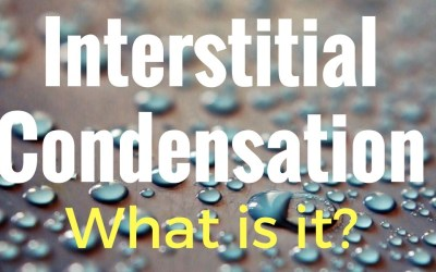 Interstitial Condensation – Why should we worry?