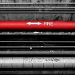 Fireline leak detection: what to look for